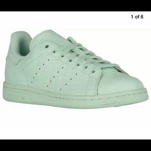 Adidas Stan Smith Frozen Green Sneakers NWT